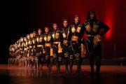 The art of Georgian Folk dancing